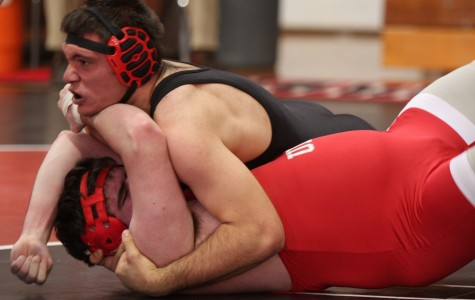 Men on the Mats: Ram Wrestlers