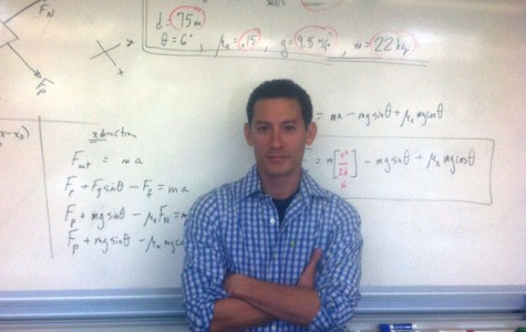 Faculty Spotlight: Getting to Know Mr. Imaizumi