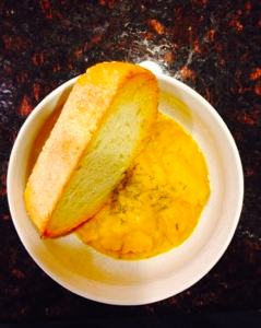 Healthy Recipe of the Week: Butternut Squash Soup!