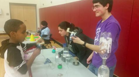 Science Night at Northwood Academy