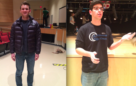 Meet Mr. Harriton Contestants, Coby and Griffin!