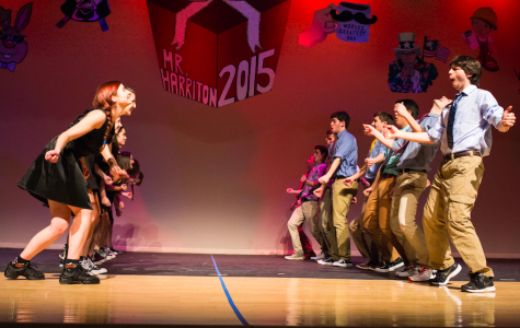 The Music and Dance of Mr. Harriton