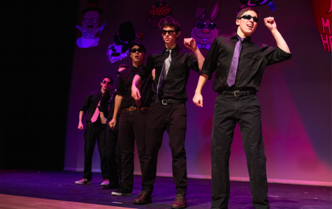 Eighth Annual Mr. Harriton is a Success