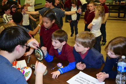 Science Night at Cook Wissahickon Elementary