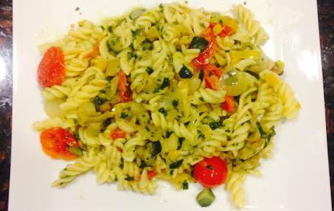 Healthy Recipe of the Week: Garden Pasta!