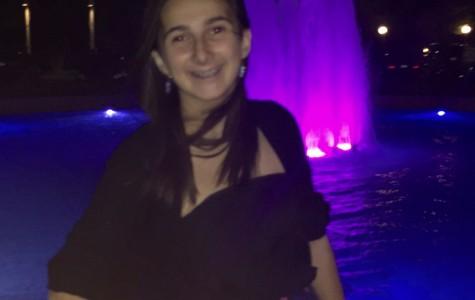 Ram of the Week: Samantha Raymond