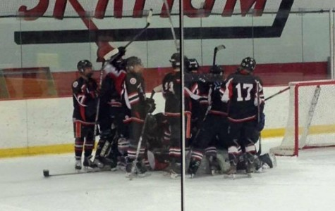 5-3 Boys' Hockey Victory Over Lower Merion Makes History Jan. 8