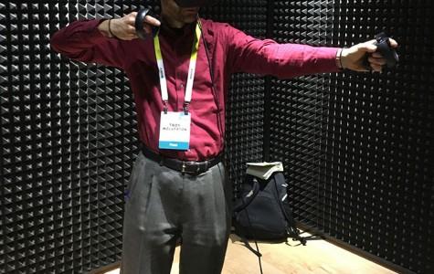 Virtual Reality Becoming a Reality
