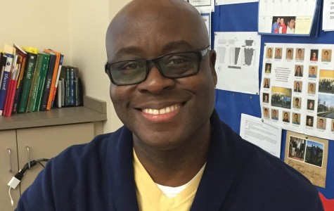 Spotlight: Mr. Zabalou, French Teacher