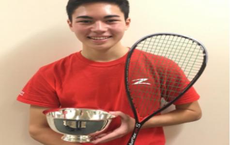 Athlete of the Week: Thomas Rosini