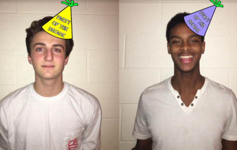 Meet the Mr. Harriton Contestants: Jack Mendelsohn and Hannibal Ahmed