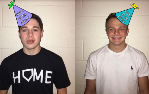 Meet the Mr. Harriton Contestants: Jake Berberian and Jake Rome