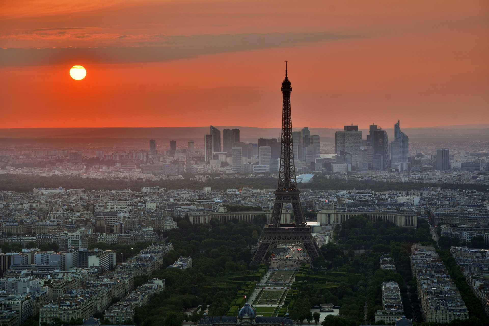 Paris, France's capital and most populous city