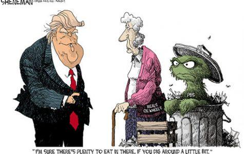 Trump to Defund PBS