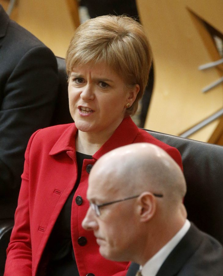 First+Minister+Nicola+Sturgeon+during+the+debate+on+a+second+referendum+on+independence+at+Scotland%27s+Parliament+in+Holyrood%2C+Edinburgh%2C+Scotland%2C+UK%2C+Tuesday+March+28%2C+2017.+Photo+by+Fraser+Bremmer%2FDaily+Mail%2FPA+Wire%2FABACAPRESS.COM