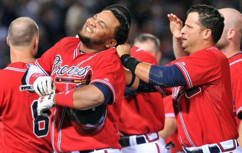 Francisco's 11th-inning Hit Lifts Braves Past Dodgers