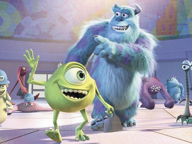 'Monsters, Inc' Back for a 3-D Refresher
