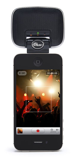 Blue Microphones' Mikey Digital Turns iPhone into High-Grade Recorder