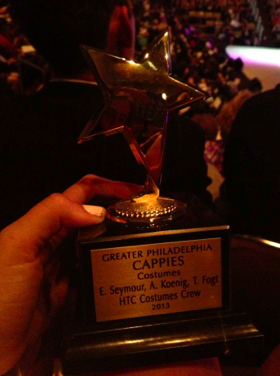 Harriton Theater Company Nominated for 16 Cappies
