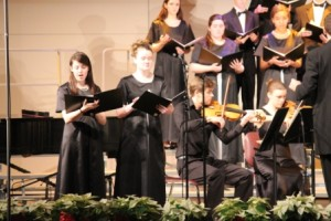Harriton Winter Choral Concert: Complete Video