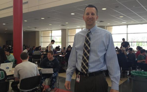 Dr. Eveslage Assumes New Position as Assistant Superintendent