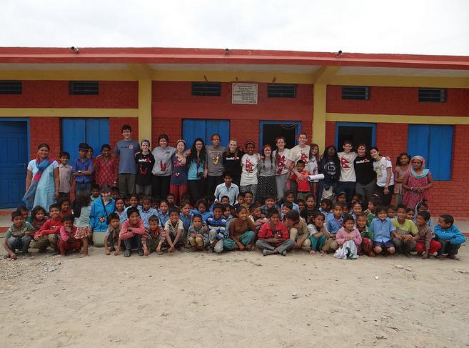 Harriton buildOn Students Share their Nepal Experience