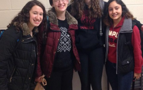 Featured Club: Harriton's Slam Poetry and Rap Club