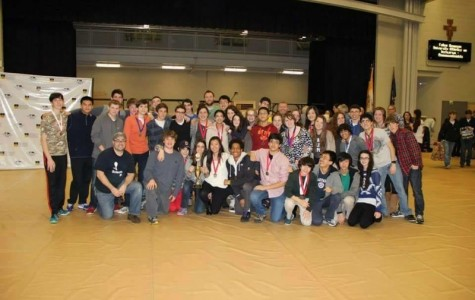Science Olympiad Places First at Regionals