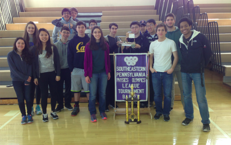 Physics Olympics Places First in Final Meet, Second Overall