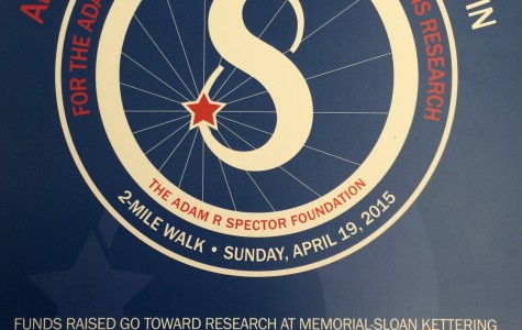 Walk to Support Hodgkin's Research: Sunday, April 19th