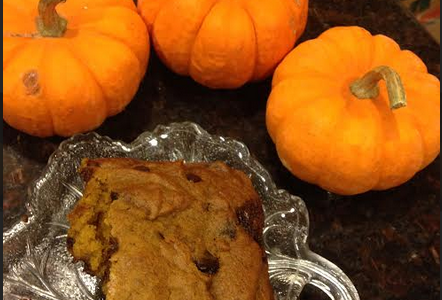 Weekly Seasonal: Pumpkin Chocolate Chip Bread