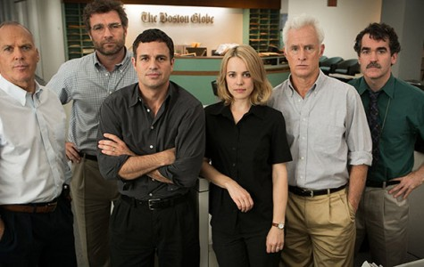 """Spotlight"" Sheds Light on The Darkness of the Catholic Church"