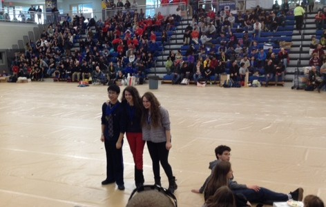 Science Olympiad Places Second at Regionals March 2