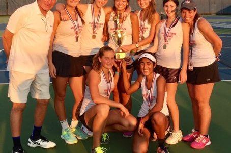 Girls Tennis Season Update