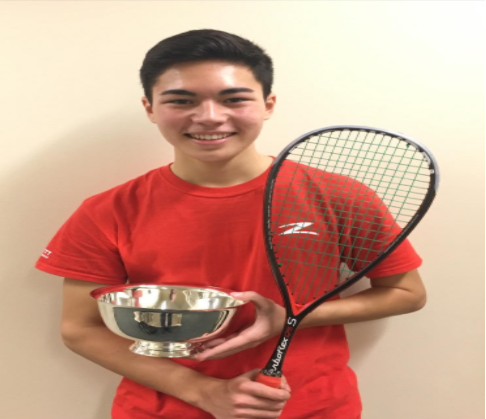 Athlete of the Week: Thomas Rosini