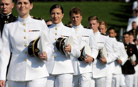 First Female Marines Report for Duty