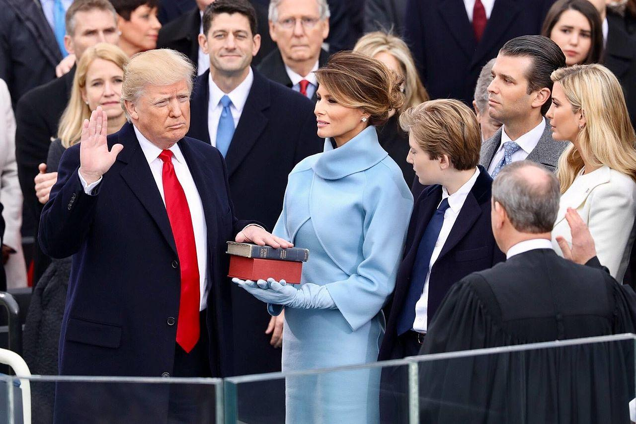 The Oath of Office