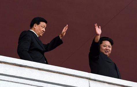 President Trump Considers The North Korean Threat