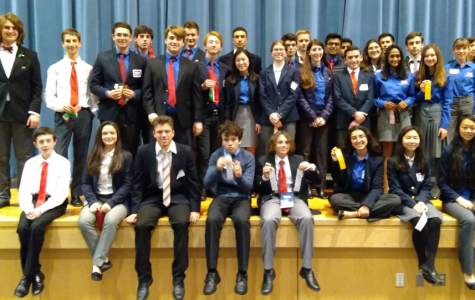 Harriton TSA Comes Out on Top at Regional Conference