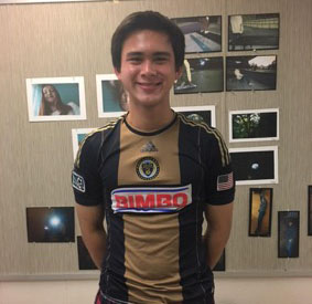 Ram of the Week: Robert Choh Fleming