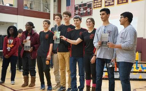 Harriton Robotics Team Advances