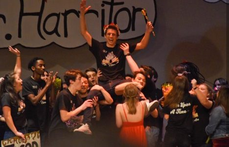 Meet the New Mr. Harriton