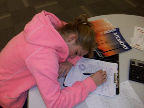 Student Sleep Deprivation