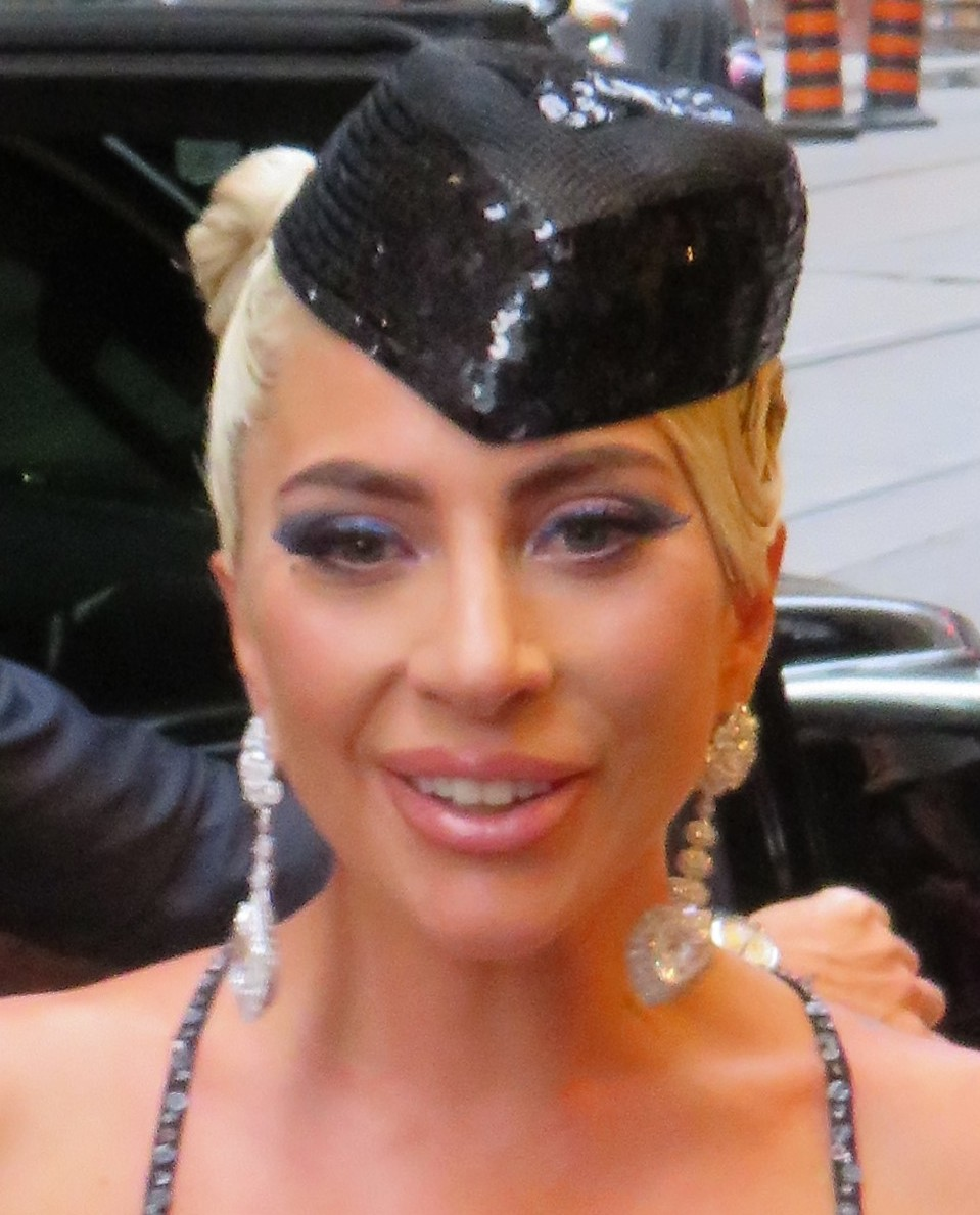 Lady Gaga makes he acting debut.