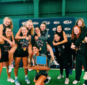 Harriton Girls' Tennis Wins the PIAA State Championship
