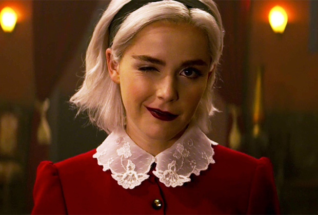 The New 'Sabrina' Reboot Is Wickedly Entertaining