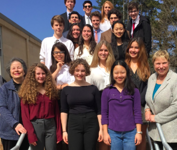 Harriton Speech and Debate Students Compete at State Competition in Bloomsburg