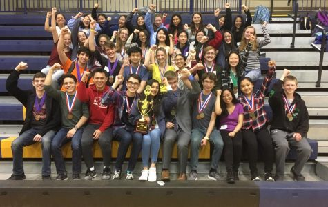 Science Olympiad Wins State Title
