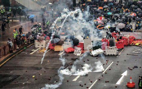 World Politics: Hong Kong Protests