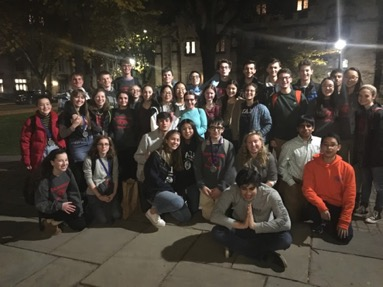 Spotlight on Harriton Environmental Club